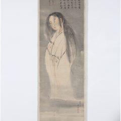 円山応挙の残した幽霊図