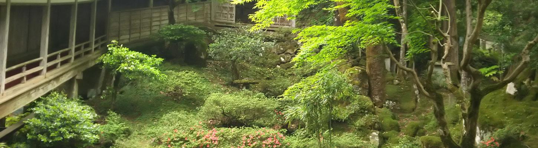 来迎寺庭園